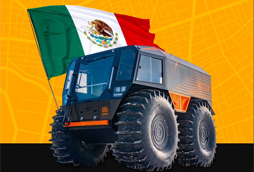 SHERP-Tour in Mexico